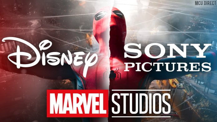 Disney Sony Marvel