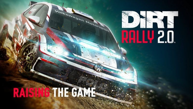 Dirt rally 2.0 specification system requirements