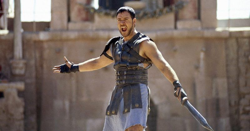 gladiator action movies