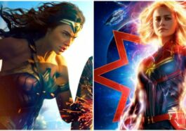 Wonder Woman Vs Captain Marvel 758x350