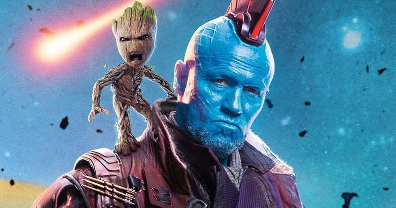 Guardians Of The Galaxy 3 Yondu Return Michael