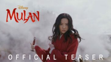 Mulan Becomes Top 10 Watched Trailer of All Time