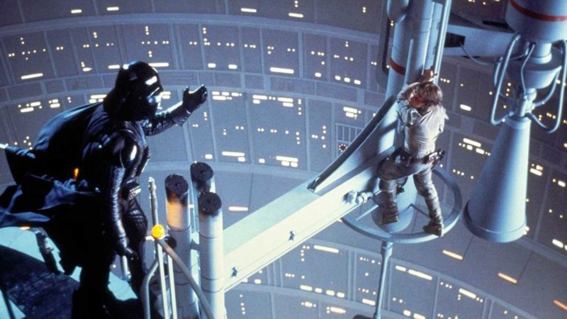 Empire Strikes Back action movie