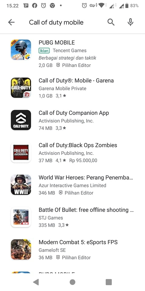 How To Download Call Of Duty Mobile Search
