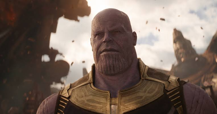 Avengers Deleted Scenes Thanos