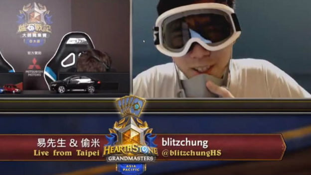Blizzard China Blitzchung Hearthstone Activision Hong Kong