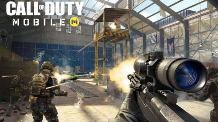 Call Of Duty Mobile Level Up