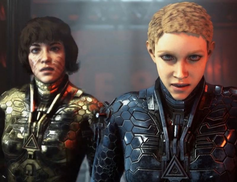 Wofenstein Youngblood Characters