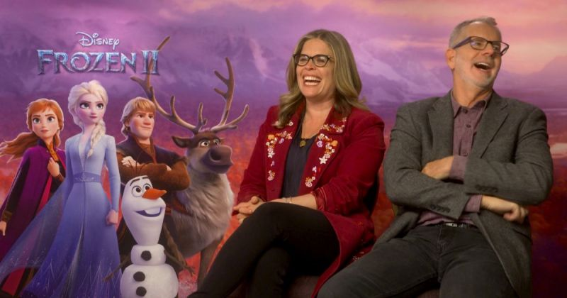 Frozen 2 Directors Jennifer Lee And Chris Buck On The Message Of The Sequel