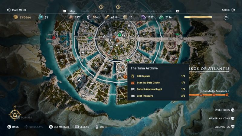 Assassin S Creed Odyssey Adamant Weapons Guide Wowkia Com