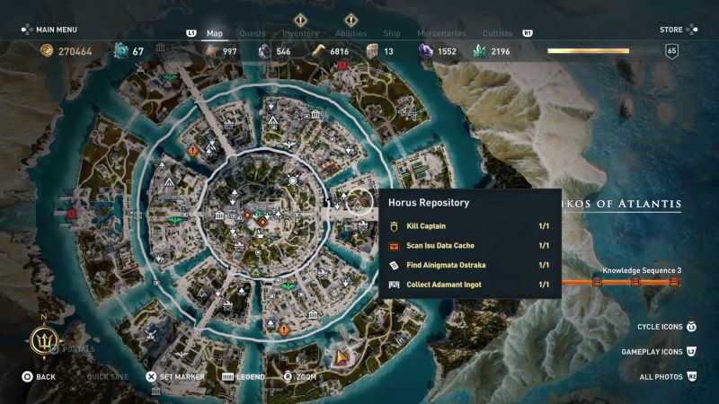 Assassins Creed Odyssey Adamant Location 2