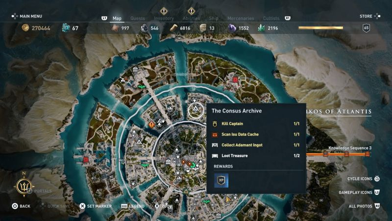 Assassins Creed Odyssey Adamant Location 3