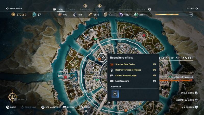 Assassins Creed Odyssey Adamant Location 4