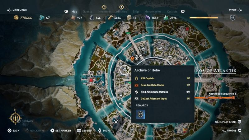 Assassins Creed Odyssey Adamant Location 5