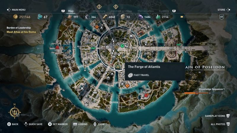 Assassins Creed Odyssey Adamant Weapons Guide Create