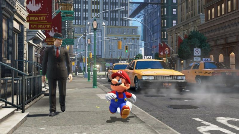 Best Nintendo Switch Games Super Mario Odyssey