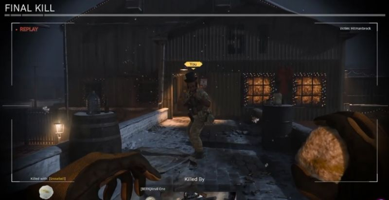 How To Get Yellow Snowball Call Of Duty Modern Warfare