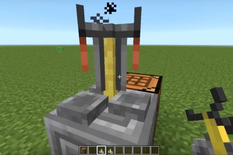 How To Make A Brewing Stand Minecraft