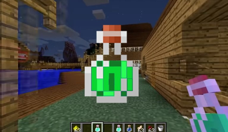 How To Make A Potion Of Leaping In Minecraft