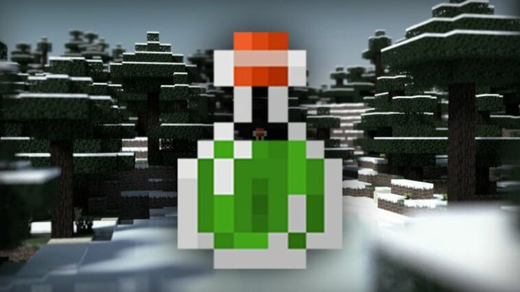 How To Make A Potion Of Poison In Minecraft