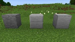 How To Make Smooth Stone Minecraft
