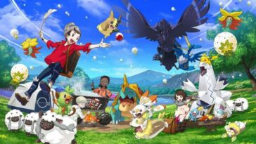 Where To Find Rare Candy In Pokemon Sword And Shield