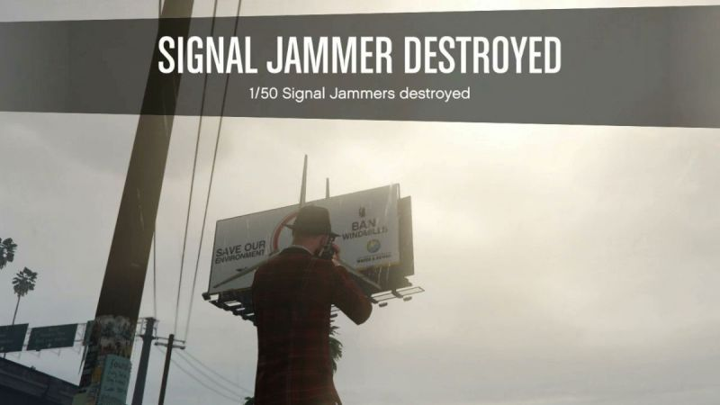 Where To Find Signal Jammers In Gta Online