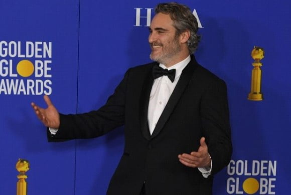 Joaquin Phoenix Won A Golden Globe For His Role As The Joker