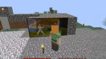 How To Make Painting In Minecraft