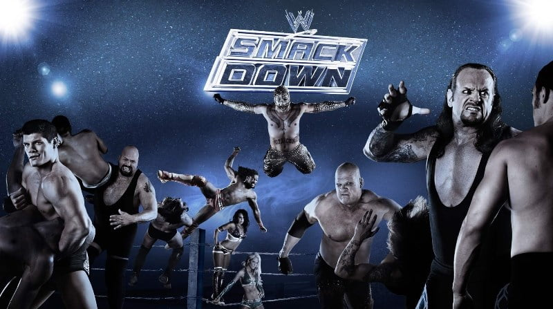 10 Best WWE Smackdown Video Game