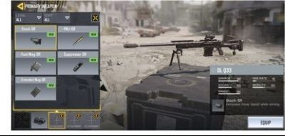 How To Equip Weapon In Call Of Duty Mobile 3