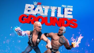 WWE Battle Grounds WWE2K