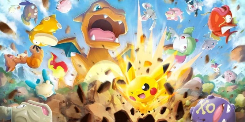 Pokemon Rumble Rush Announced1