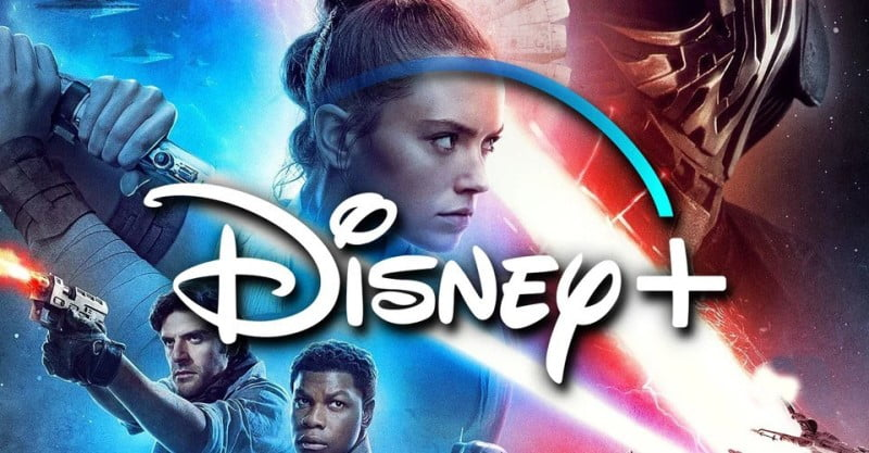Star Wars New Series Disney Plus