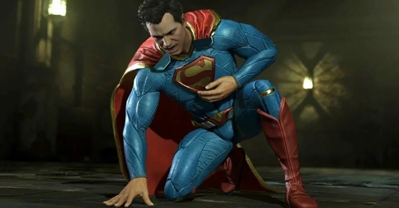 Superman Video Game