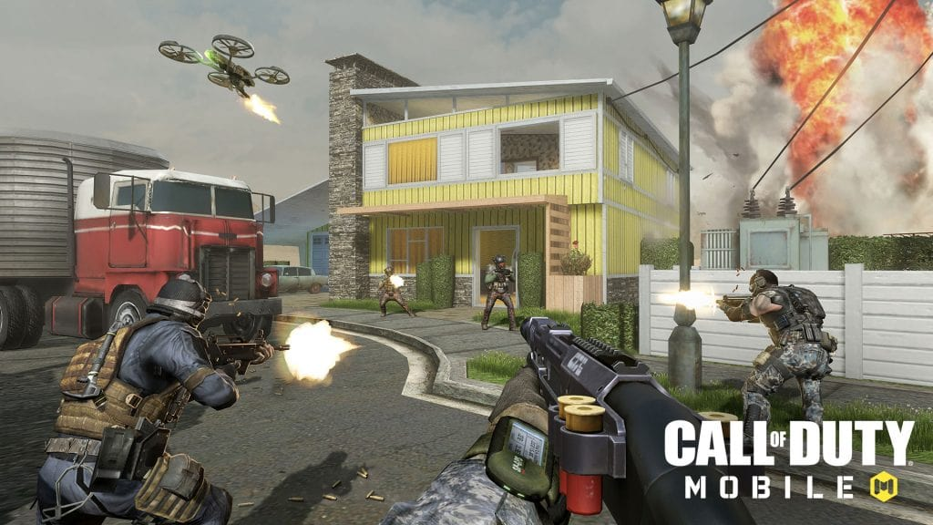 Best Setting Call Of Duty Mobile Min