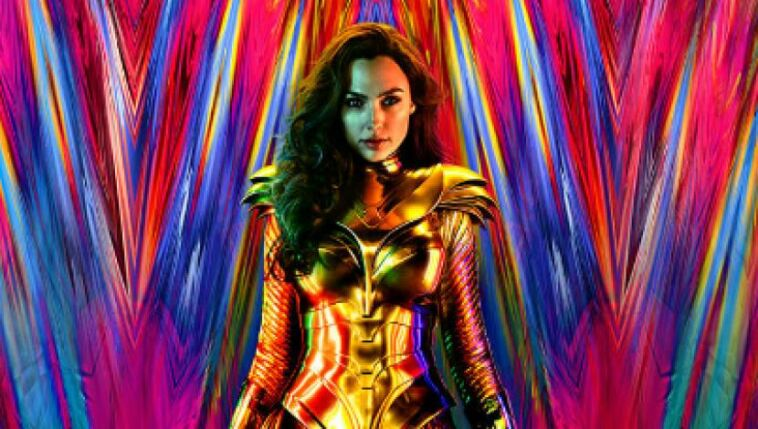 Wonder Woman 1984 Gold Wings