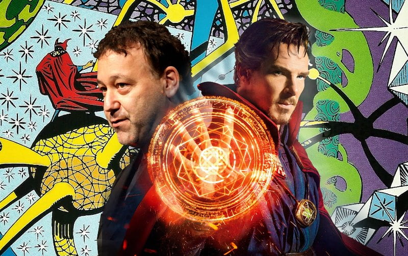 Sam Raimi In Talks To Direct Doctor Strange 2 And Comic Book Xe9x