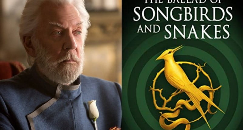 The Ballad Of Songbirds And Snakes The Hunger Games