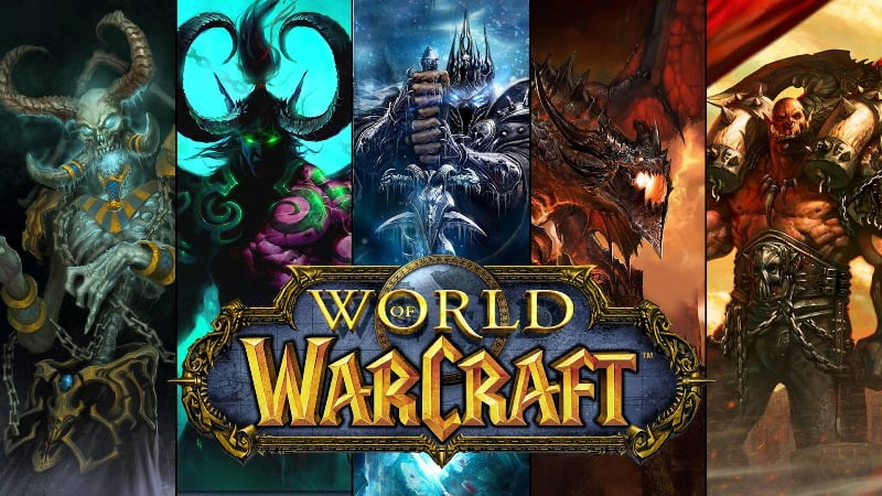 World Of Warcraft Console