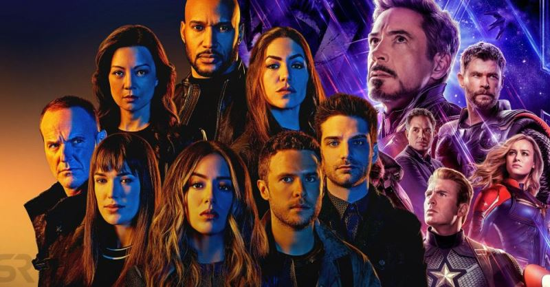 Agents Of Shield Season 7 Avengers Endgame Sr