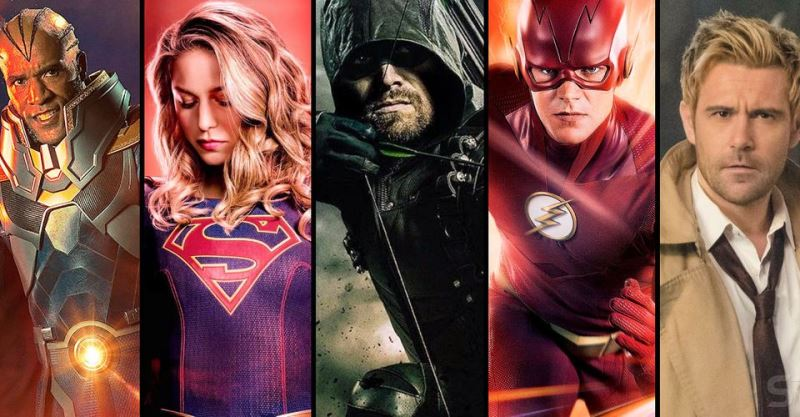 Arrowverse Shows