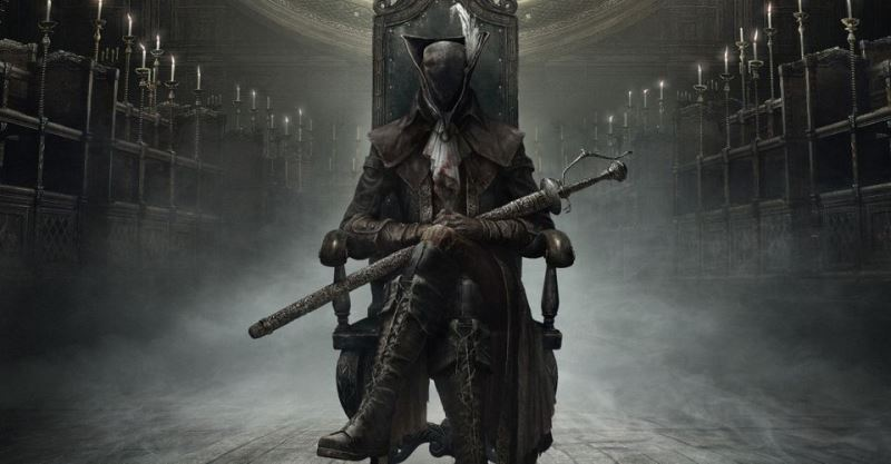 Bloodborne The Old Hunters Pc