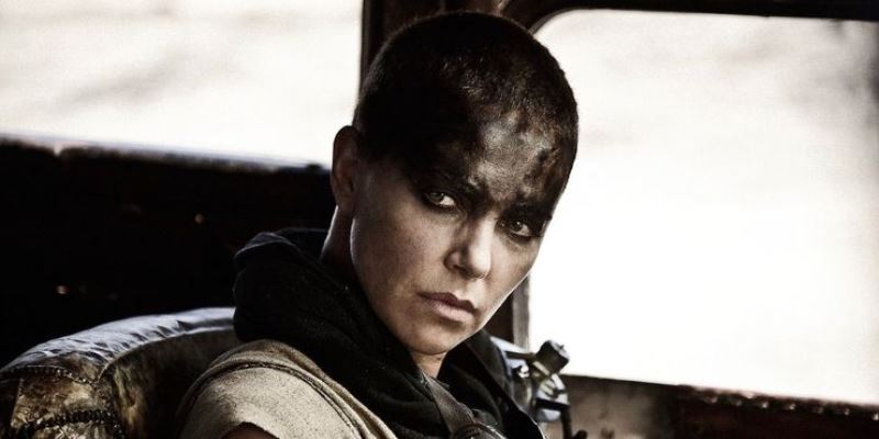 Furiosa Mad Max Fury Road Charlize Theron