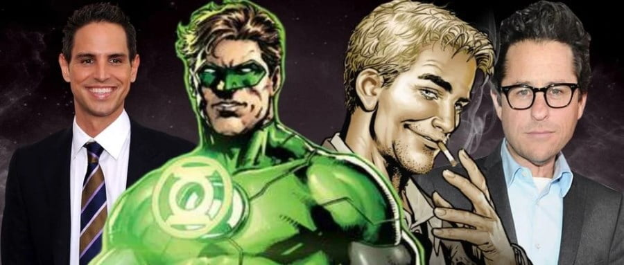 Hbo Max Green Lantern Justice League Dark Shows