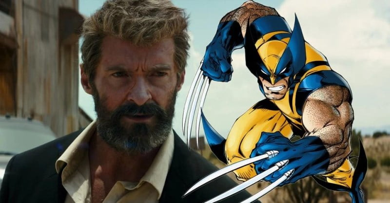 Hugh Jackman In Logan And Comics Wolverine