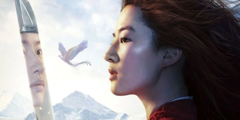 Mulan 2020 International Poster
