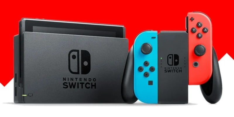 Nintendo Switch Sells Out1