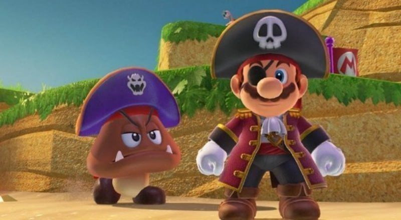 Piratemario