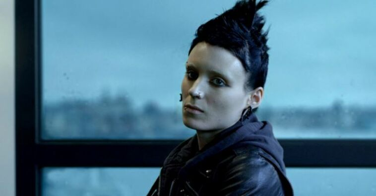 Room Mara As Lisbeth Salander In Girl With The Dragon Tattoo